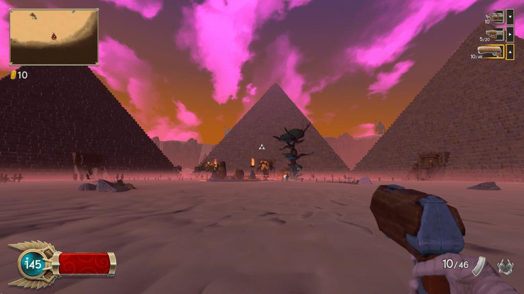 Immortal Redneck Pyramids